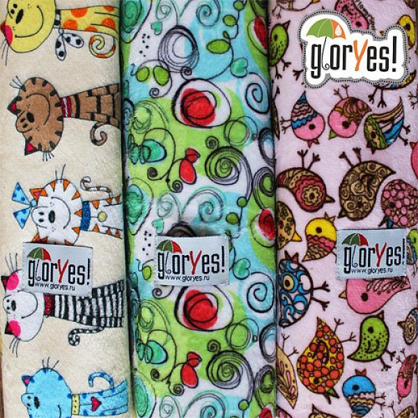 Непромокаемая пеленка GlorYes! Птички 80х68 смНепромокаемые пеленки<br>&amp;lt;p&amp;gt;Непромокаемая пеленка GlorYes! поможет вам каждый день&amp;lt;strong&amp;gt; во время кормления малыша&amp;lt;/strong&amp;gt; и &amp;lt;strong&amp;gt;переодевания одежды и подгузников&amp;lt;/strong&amp;gt;. Мягкая и дышащая, она будет комфортной для ребенка и защитит от протечек мебель и одежду.&amp;lt;/p&amp;gt;<br> <br> &amp;lt;p&amp;gt;В отличие от старого способа &amp;amp;laquo;клеенка + пеленка&amp;amp;raquo;, непромокаемая пеленка имеет один слой, и ваш малыш не окажется на холодной и мокрой клеенке. Она легкая и необъемная, поэтому ее очень удобно захватить с собой в больницу, на массаж, в автокресло и т.д.&amp;lt;/p&amp;gt;<br> <br> &amp;lt;p&amp;gt;- &amp;lt;strong&amp;gt;ткань:&amp;lt;/strong&amp;gt; непромокаемый и дышащий слой (PUL) с мягкой плюшевой поверхностью&amp;lt;br /&amp;gt;<br> - &amp;lt;strong&amp;gt;не пропускает влагу&amp;lt;/strong&amp;gt;: кровати и диваны надежно защищены&amp;lt;br /&amp;gt;<br> - &amp;lt;strong&amp;gt;дышит&amp;lt;/strong&amp;gt;: кожа ребенка не преет, малыш не потеет&amp;lt;br /&amp;gt;<br> - &amp;lt;strong&amp;gt;легко стирается&amp;lt;/strong&amp;gt; и быстро сохнет&amp;lt;br /&amp;gt;<br> - &amp;lt;strong&amp;gt;выдерживает более 2000 стирок&amp;lt;/strong&amp;gt;,&amp;amp;nbsp;не линяет и не теряет яркости&amp;lt;br /&amp;gt;<br> - &amp;lt;strong&amp;gt;используйте &amp;lt;/strong&amp;gt;для подстраховки при переодевании подгузника, при кормлении, срыгиваниях, в качестве коврика. Постелите в коляску, автокресло, положите на развивающий коврик, в кроватку и на пеленальный столик&amp;lt;br /&amp;gt;<br> - &amp;lt;strong&amp;gt;необъемная&amp;lt;/strong&amp;gt;: удобно брать с собой&amp;lt;br /&amp;gt;<br> - в течение дня ее можно протереть и продолжить использовать снова&amp;lt;br /&amp;gt;<br> - &amp;lt;strong&amp;gt;размер&amp;lt;/strong&amp;gt;: 80х68 см&amp;lt;/p&amp;gt;<br> <br> &amp;lt;p&amp;gt;&amp;lt;strong&amp;gt;Как ухаж