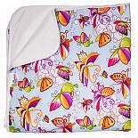 Впитывающая пеленка GlorYes! Бабочки 120х100 см