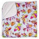 Впитывающая пеленка GlorYes! Бабочки 74х74 см