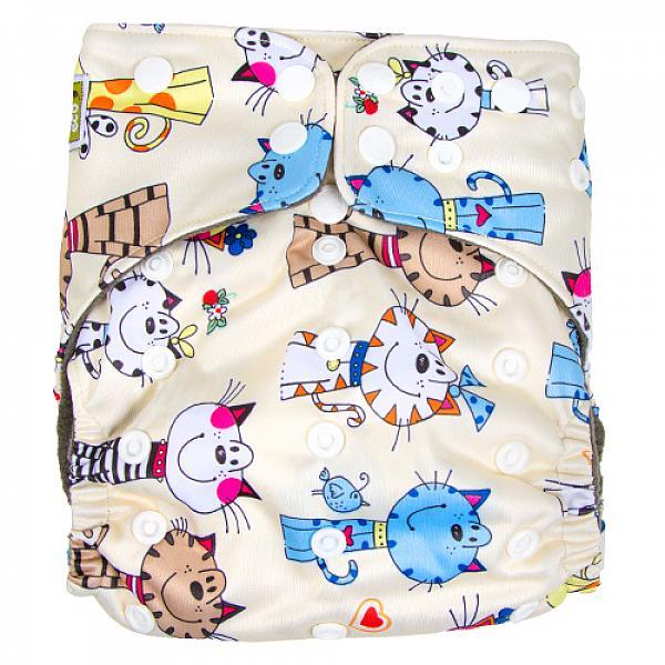Многоразовый подгузник GlorYes! PREMIUM Коты на бежевом 3-18 кг + два вкладышаМногоразовые подгузники<br>&amp;lt;p&amp;gt;&amp;lt;strong&amp;gt;Кто выбирает:&amp;amp;nbsp;&amp;lt;/strong&amp;gt;родители, которые используют для себя и своих малышей только самое лучшее. Это идеальное решения для ночного сна с сухим натуральным слоем, красивыми расцветками и множеством дополнительных функций.&amp;lt;/p&amp;gt;<br><br>&amp;lt;p&amp;gt;Многоразовый угольно-бамбуковый подгузник Premium &amp;amp;ndash; &amp;lt;strong&amp;gt;лучший среди всех многоразовых подгузников GlorYes!&amp;lt;/strong&amp;gt;, так как он впитывает большое количество влаги,&amp;amp;nbsp;поэтому он идеален для ночного сна, имеет дополнительные способы для защиты от протеканий, сухой и натуральный внутренний слой и яркие принты.&amp;lt;/p&amp;gt;<br><br>&amp;lt;p&amp;gt;&amp;lt;strong&amp;gt;Надёжная защита от протекания:&amp;lt;/strong&amp;gt; дышащий водонепроницаемый верхний слой&amp;lt;br /&amp;gt;<br>&amp;lt;strong&amp;gt;Сухой и натуральный внутренний слой&amp;lt;/strong&amp;gt; из угольного бамбука&amp;lt;br /&amp;gt;<br>&amp;lt;strong&amp;gt;Вкладыши: &amp;lt;/strong&amp;gt;два супервпитывающих вкладыша из натурального бамбука, которые можно прикрепить кнопками к подгузнику&amp;lt;br /&amp;gt;<br>&amp;lt;strong&amp;gt;Мягкие резинки &amp;lt;/strong&amp;gt;вокруг ножек и по талии:&amp;lt;strong&amp;gt; &amp;lt;/strong&amp;gt;новый дизайн для максимально комфортного прилегания&amp;lt;br /&amp;gt;<br>&amp;lt;strong&amp;gt;Защитные бортики &amp;lt;/strong&amp;gt;от протеканий&amp;lt;br /&amp;gt;<br>&amp;lt;strong&amp;gt;Вставка &amp;lt;/strong&amp;gt;от протеканий&amp;lt;br /&amp;gt;<br>&amp;lt;strong&amp;gt;Когда использовать:&amp;lt;/strong&amp;gt; днем, на дневной/ночной сон, на прогулку летом/зимой, для плавания (без использования вкладыша)&amp;lt;br /&amp;gt;<br>&amp;lt;strong&amp;gt;Кому: &amp;lt;/strong&amp;gt;для малышей от 3 до 18&amp;amp;nbsp;кг, с рождения до 4&amp;amp;nbsp;лет&amp;lt;br /