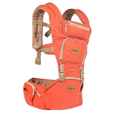 Эрго рюкзак + Хипсит Fresh Shine Premium Терракот