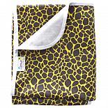 Непромокаемая пеленка GlorYes! Жираф 80х68 см