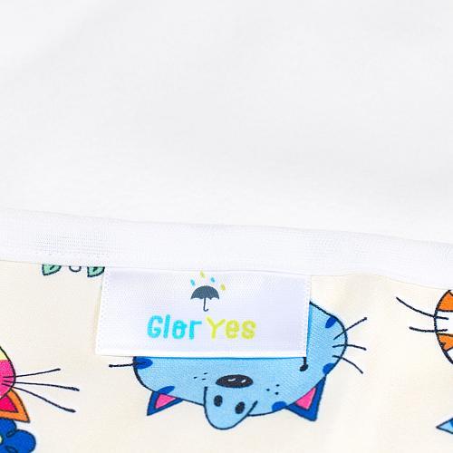 Коты на бежевом gloryes-img