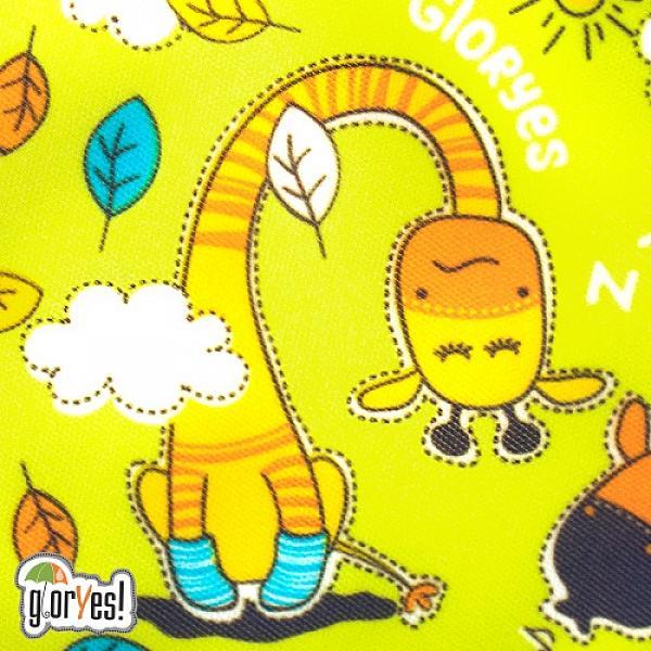 Впитывающая пеленка GlorYes! Жирафы 120х100 см от GlorYes!