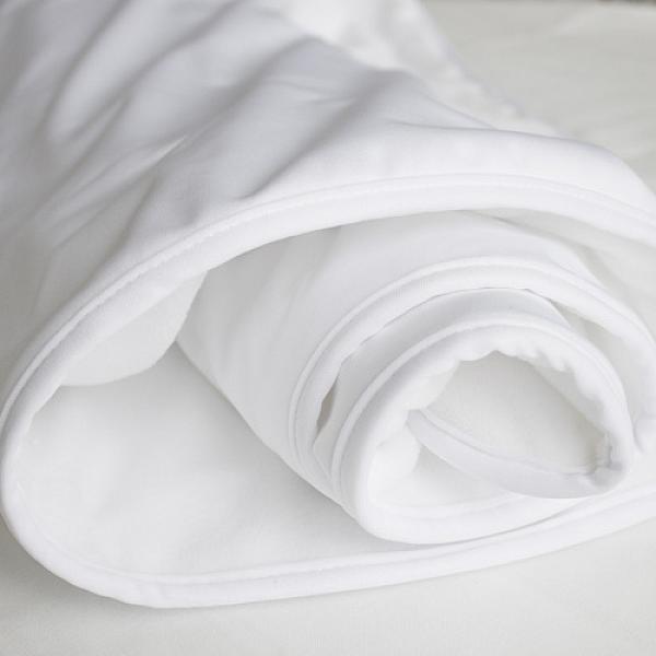 Купить Впитывающая пеленка GlorYes! Белая 120х100 см