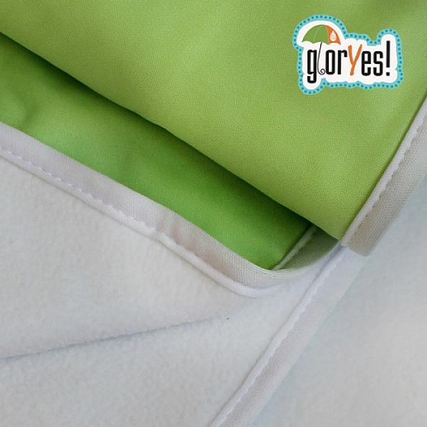 Купить Впитывающая пеленка GlorYes! Мята 80х68 см