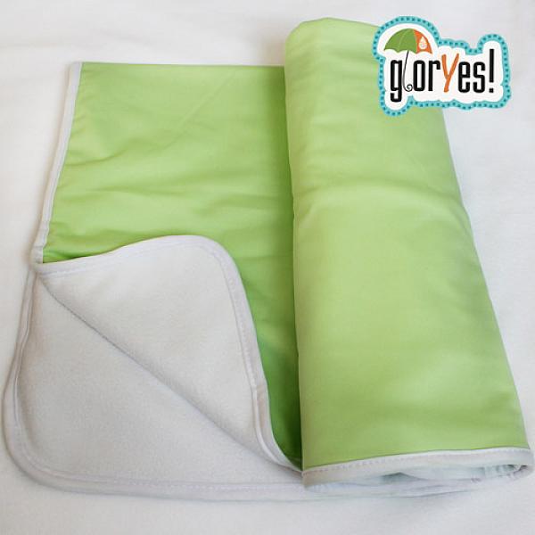 Купить Впитывающая пеленка GlorYes! Мята 80х68 см, GlorYes!