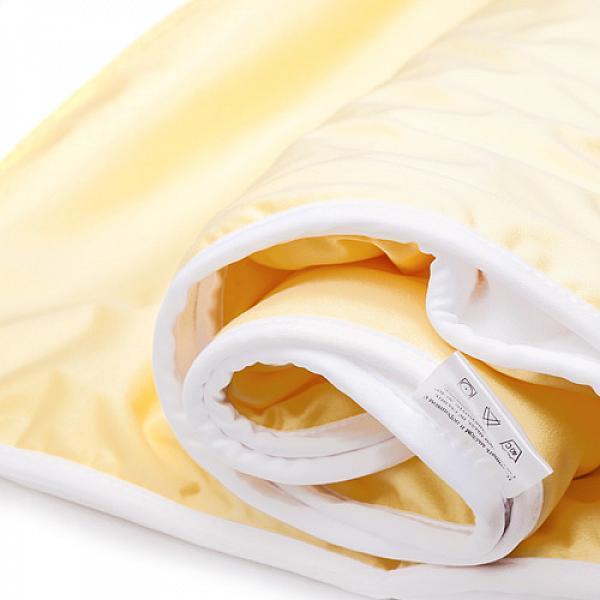 Купить Впитывающая пеленка GlorYes! Нежно-желтая 80х68 см, GlorYes!