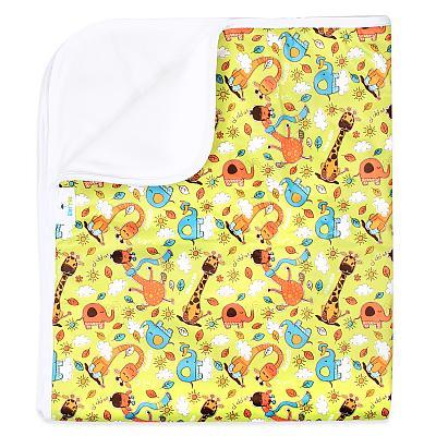 Впитывающая пеленка GlorYes! Жирафы 80х68 см