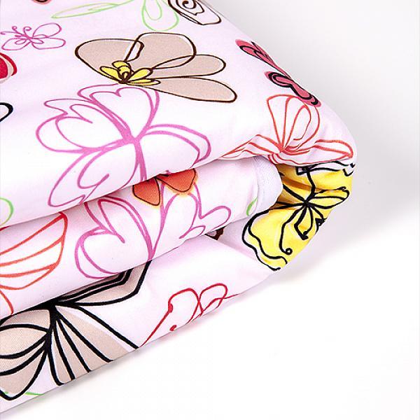 Купить Впитывающая пеленка GlorYes! Цветы 80х68 см