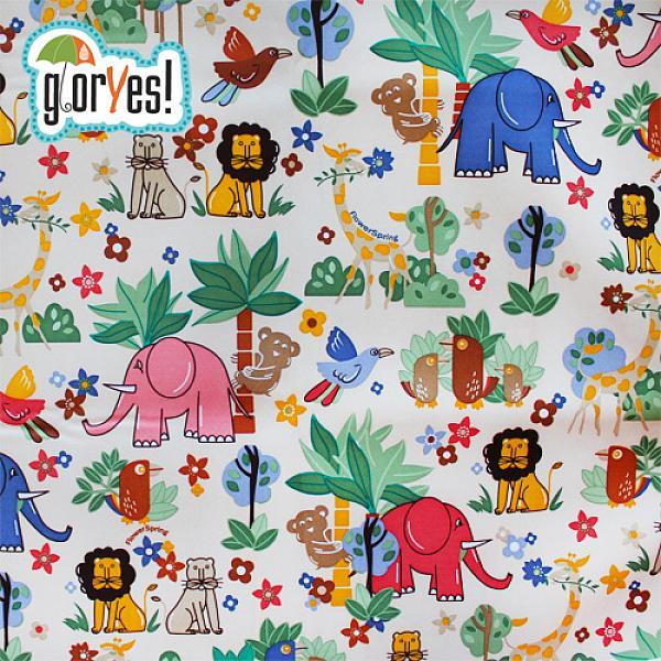 Купить Впитывающая пеленка GlorYes! Африка 80х68 см