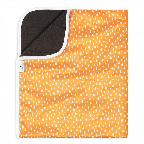 Оранжевое море