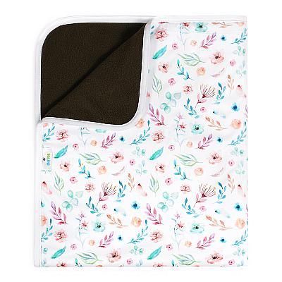 Впитывающая пеленка GlorYes! PREMIUM Нежный цветочек 80х68 см