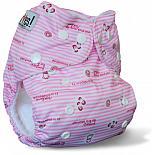Многоразовый подгузник GlorYes! для приучения к горшку Малышка 3-15 кг + два вкладыша