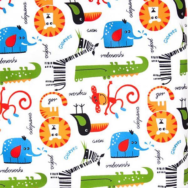 Купить Многоразовый подгузник GlorYes! для приучения к горшку Сафари 3-15 кг + два вкладыша, GlorYes!
