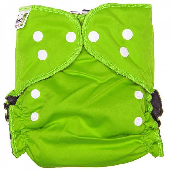 Купить Многоразовый подгузник GlorYes! OPTIMA NEW Зеленый 3-18 кг + два вкладыша