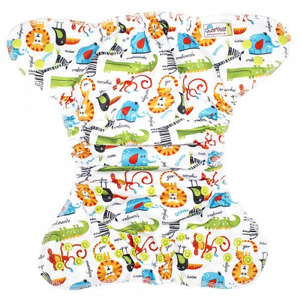 Многоразовый подгузник GlorYes! для плавания Сафари 3-18 кг от GlorYes!