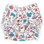 Многоразовый подгузник GlorYes! для плавания Пляж 3-18 кг