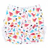 Многоразовый подгузник GlorYes! для плавания LIMITED Лето 3-18 кг