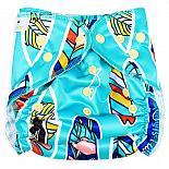 Многоразовый подгузник GlorYes! для плавания Борды 3-18 кг
