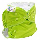 Многоразовый подгузник GlorYes! CLASSIC+ Зеленый 3-18 кг + два вкладыша