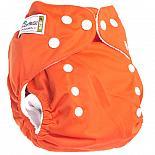 Многоразовый подгузник GlorYes! CLASSIC Апельсин 3-15 кг + один вкладыш