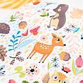 Лесные зверята