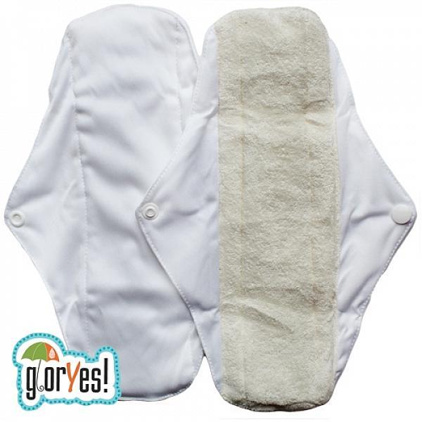 Гигиенические прокладки GlorYes! Белые 3 штуки от GlorYes!