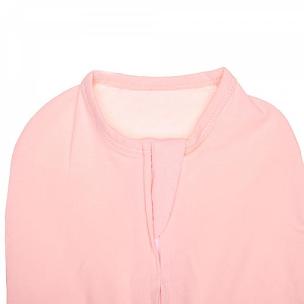Пеленка-кокон GlorYes! (0-3,5 мес.) Розовый