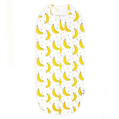 Пеленка-кокон GlorYes! (0-3,5 мес.) Бананы