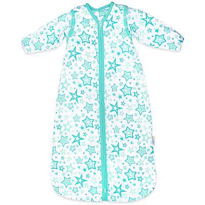 Спальный мешок GlorYes! (9 мес.-2,5 г.) Голубые звезды