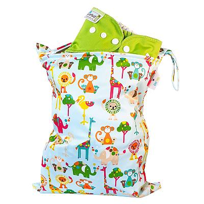 Непромокаемая сумка GlorYes! Зоопарк
