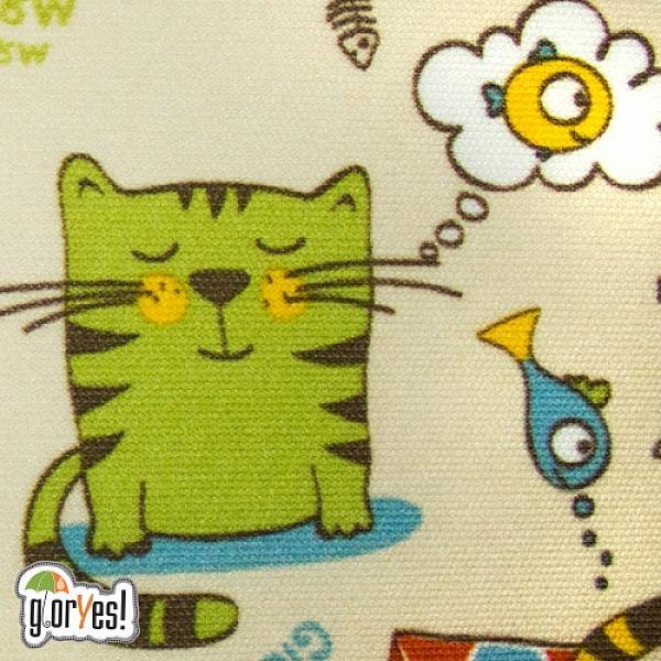 Непромокаемая сумка GlorYes! Котята от GlorYes!