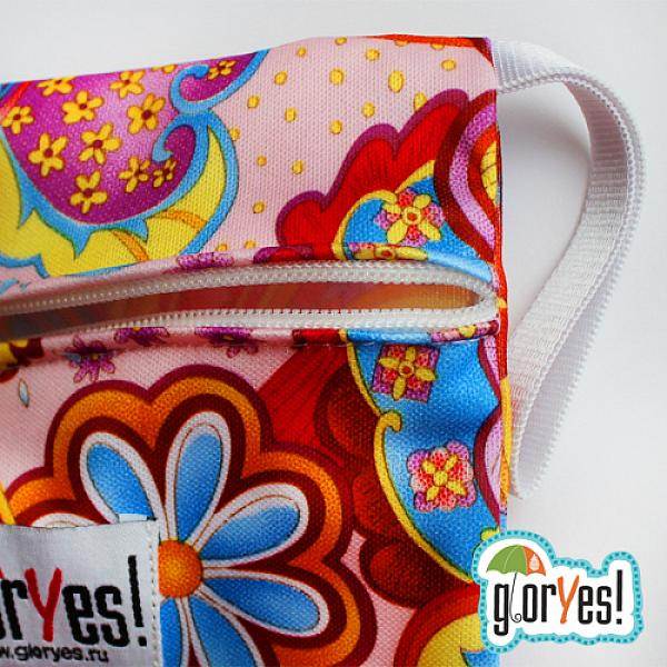Непромокаемая сумка GlorYes! Лето от GlorYes!
