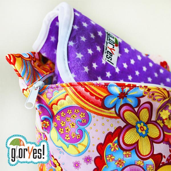 Непромокаемая сумка GlorYes! Лето