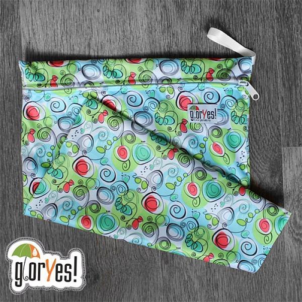 Непромокаемая сумка GlorYes! Весенняя от GlorYes!