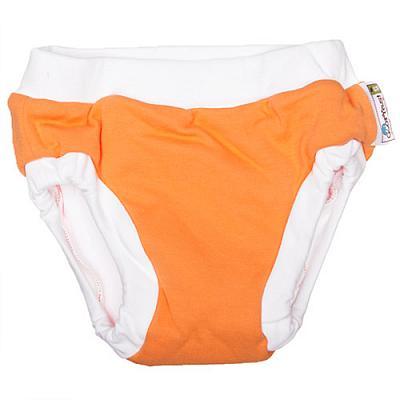 Хлопковые трусики для приучения к горшку GlorYes! L Апельсин 14-20 кг
