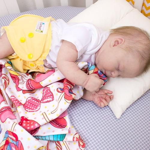 Супермягкая трикотажная пеленка GlorYes! из высококачественного хлопка  станет вашей любимой пеленкой в ежедневном уходе за малышом с самого  рождения! 4e3878007f3